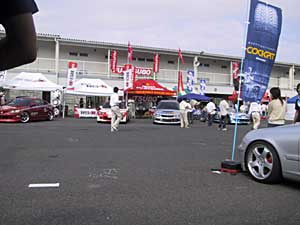 COCKPIT Auto Festival2005