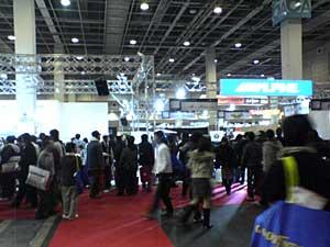 大阪オートメッセ2006オフ
